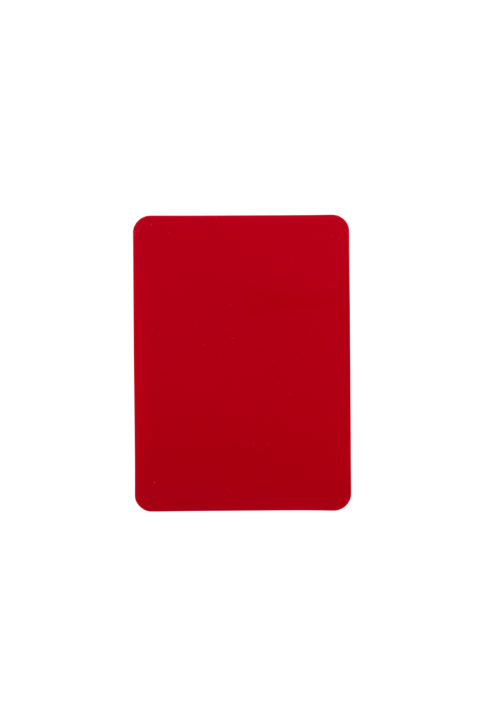 1406 Cut Card Rood