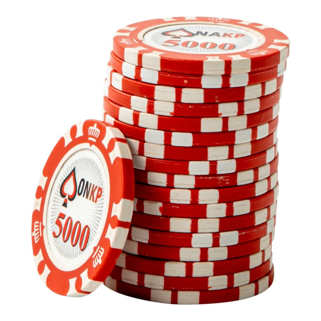 5400 ABS Pokerchips 5000